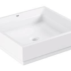 Køb GROHE Cube Ceramic håndvask bowle uden overløb 50 cm | 634128660