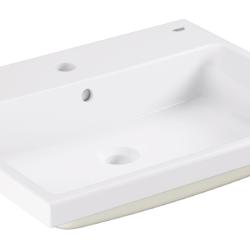 Køb GROHE Cube Ceramic Indbygningshåndvask med PureGuard 60 cm | 636021060