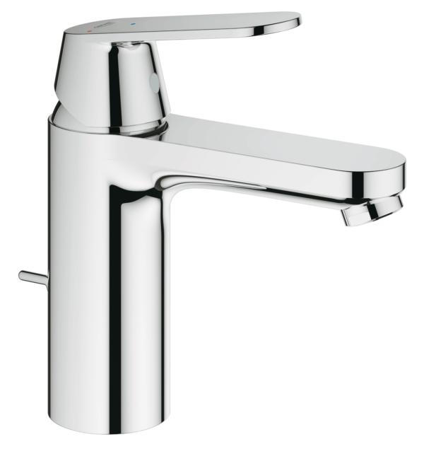 Køb GROHE Eurosmart Cosmopolitan håndvaskarmatur koldstart medium høj | 701976804