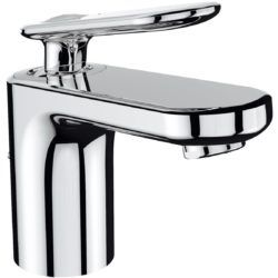 Køb GROHE Veris håndvaskarmatur med bundventil lav   702230104