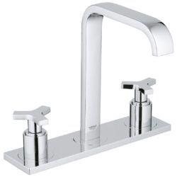 Køb GROHE Allure håndvaskarmatur med bundventil 3-huls | 702795104