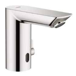 Køb GROHE BauCosmo E berøringsfrit håndvaskarmatur 220V S | 704149504