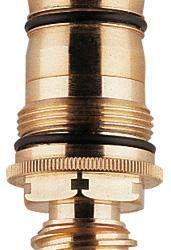 Køb GROHE Termostat element gammel model   722329104