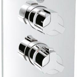 Køb GROHE Allure kar og bruse termostat til indbygning | 722428504