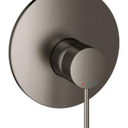 Køb GROHE Essence brusearmatur udvendig dele bruser børstet grafit | 727523109