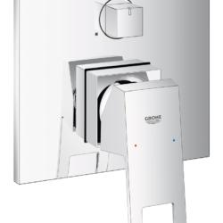 Køb GROHE Eurocube forplade til Smartbox 3-Vejs | 727544304