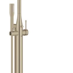 Køb GROHE Essence brusesystem fritstående børstet nikkel | 727723111