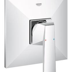 Køb GROHE Allure Brilliant forplade til Smartbox bruser | 727758304