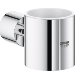Køb GROHE Atrio glasholder krom | 773870504