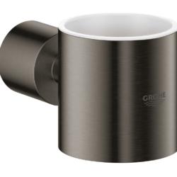 Køb GROHE Atrio glasholder grafit | 773870509