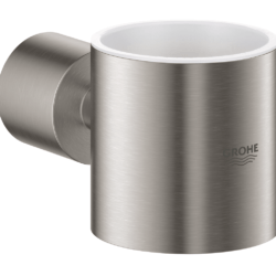 Køb GROHE Atrio glasholder SuperSteel | 773870516