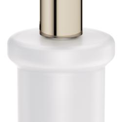 Køb GROHE Essentials sæbe dispenser poleret nikkel | 774373970