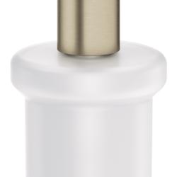 Køb GROHE Essentials sæbe dispenser børstet nikkel | 774373971