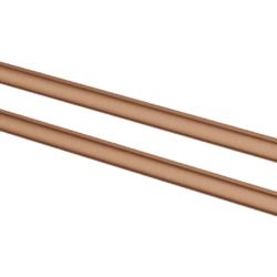 Køb GROHE Essentials håndklædeholder dobbelt 439 mm børstet warm sunset | 775658163