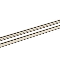 Køb GROHE Essentials håndklædeholder dobbelt 600 mm poleret nikkel | 775658210