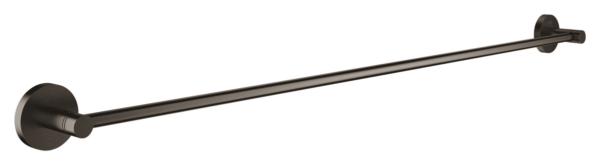 Køb GROHE Essentials håndklædestang 800 mm børstet grafit | 775658459