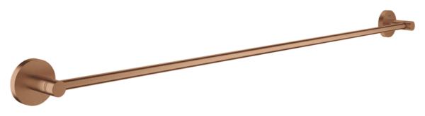 Køb GROHE Essentials håndklædestang 800 mm børstet warm sunset | 775658463