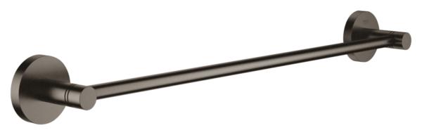 Køb GROHE Essentials håndklædestang 450 mm børstet grafit | 775658559
