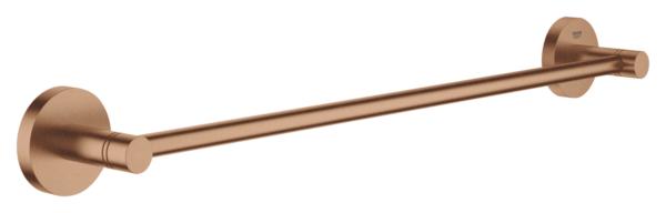 Køb GROHE Essentials håndklædestang 450 mm børstet nikkel | 775658563
