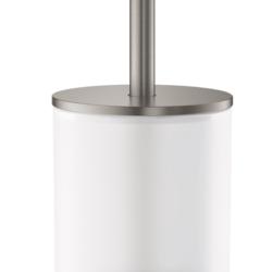 Køb GROHE Atrio toiletbørste sæt SuperSteel | 778459516