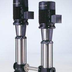 Køb Grundfos centrifugalpumpe CR 32- 5 | 385906050