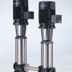 Køb Grundfos cirkulationspumpe CR45-2 A-F-A-E-400V | 385907020
