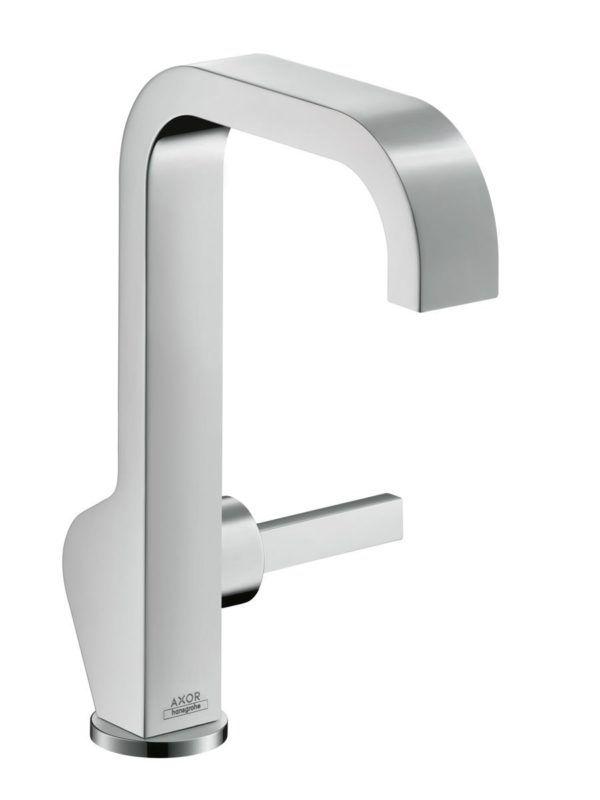 Køb AXOR Citterio 1-grebs håndvaskarmatur 190 med høj tud | 702069504