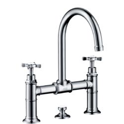 Køb AXOR Montreux 2-grebs bro-armatur 220 til håndvask | 702751004