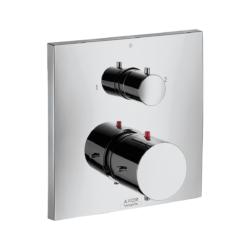 Køb AXOR Starck X Termostatarmatur med afspærring og omskifter | 722551004