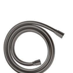 Køb hansgrohe Isiflex'B bruserslange 1600 mm børstet sort krom | 738196003