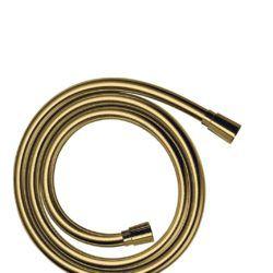 Køb hansgrohe Isiflex'B bruserslange 1600 mm poleret guld-optik | 738196005