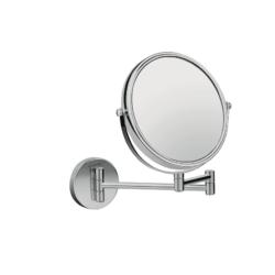 Køb hansgrohe Logis Universal kosmetikspejl uden lys krom | 771967104