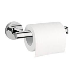Køb hansgrohe Logis Universal papirholder uden klap krom | 776426004