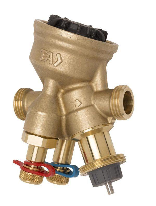 Køb TA Compact-P reguleringsventil DN10 | 406953003