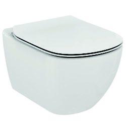 Køb Ideal Standard Tesi væghængt toilet med skjult montering inkl sæde | 613148200