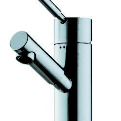 Køb Børma A3 Håndvaskarmatur krom uden bundventil   701423104