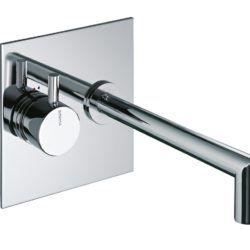Køb Børma A6 Indbygningsarmatur til køkken krom | 709162104