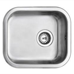 Køb Intra Juvel køkkenvask A400 400 x 340 mm rustfri stål | 681184100