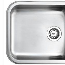 Køb Intra Juvel køkkenvask BA5016-R42 500 x 400 mm rustfri stål | 681191150