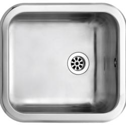Køb Intra Juvel køkkenvask A340 340X300 mm rustfri stål | 681242100