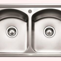 Køb Intra Juvel Mega køkkenvask IM80 344 x 410 mm | 681452100