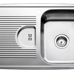 Køb Intra Juvel køkkenvask HZD815SR-06 815 x 510 mm rustfri stål | 681713130