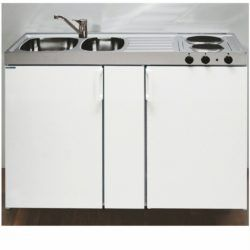 Køb Intra Juvel Standard CK120 minikøkken 1200 mm vask til venstre | 688163130