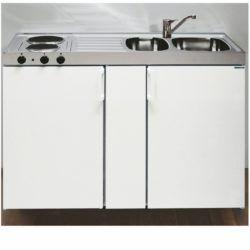 Køb Intra Juvel Standard CK120 minikøkken 1200 mm vask til højre | 688164130