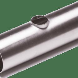 Køb T-stykke DIN reduktion 316L MAT Ø70/52X2
