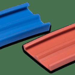 Køb PVC indlæg blå Ø129-131 | 999002606