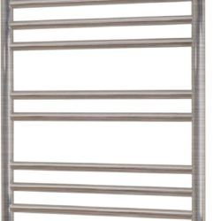 Køb Kriss Apollo håndklædevarmer elektrisk 1000 x 500 mm børstet rustfrit stål | 330182051