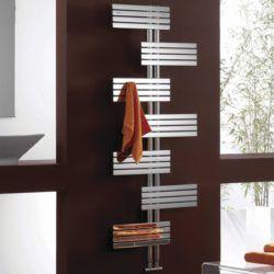 Køb Kriss Babyla håndklæderadiator 1080 x 600 mm silkemat rustfri stål | 330383121