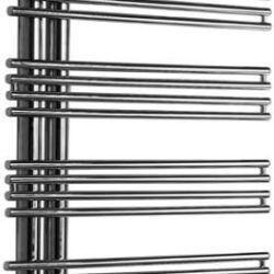 Køb Kriss Cordivari Kelly håndklæderadiator 1224 x 600 mm rustfri stål | 330424120