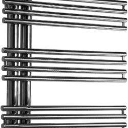 Køb Kriss Cordivari Kelly håndklæderadiator 860 x 500 mm poleret rustfri stål | 330433050